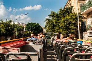Palermo Hop-on Hop-off Bus Tour: 24-Hour Ticket