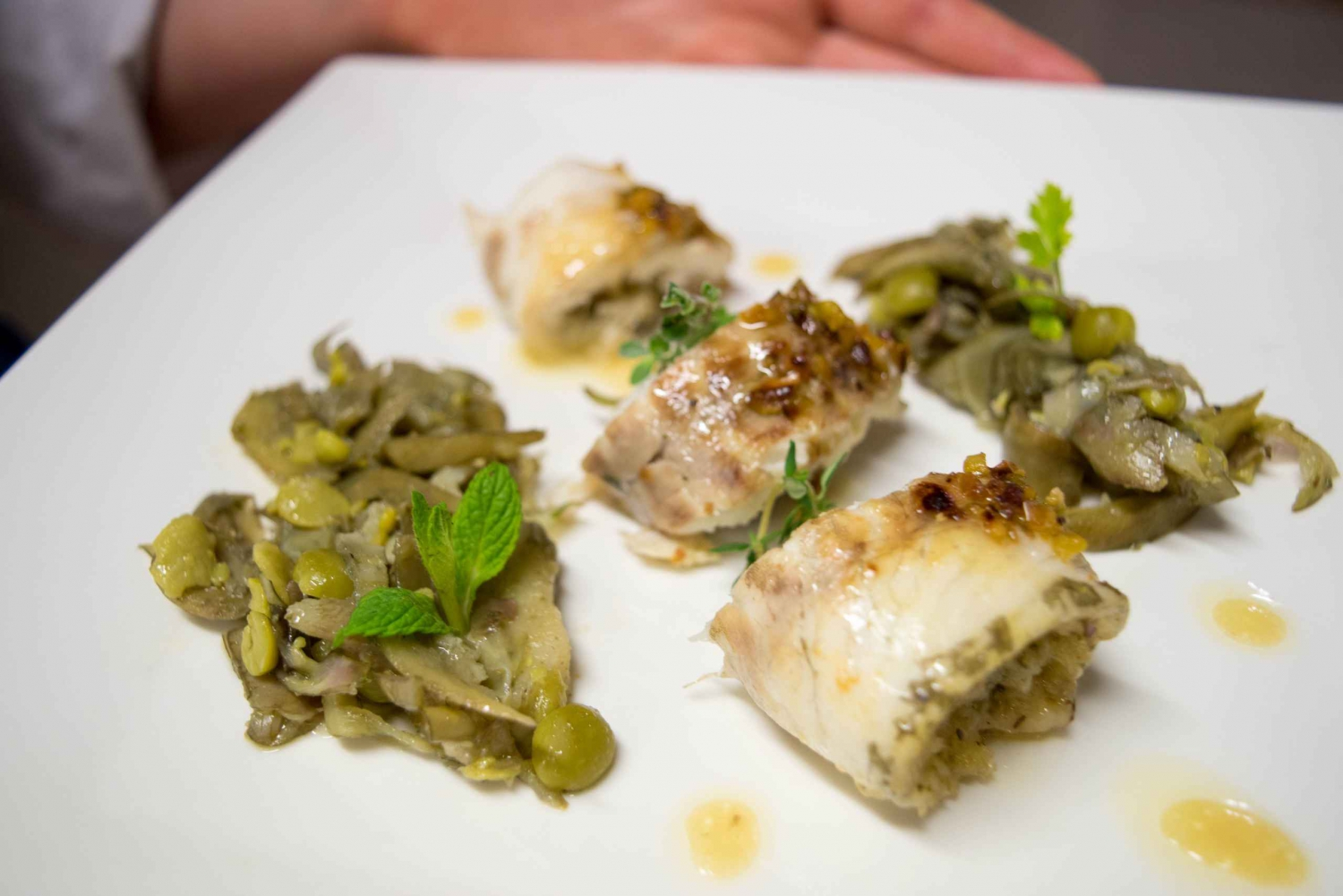 Palermo Lunch or Dinner at Home & Private Chef