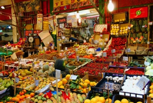 Palermo: Markets and Monuments City Center Walking Tour