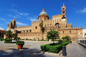 Palermo, Monreale and Mondello Private Tour with Street Food