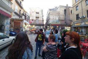 Palermo: Small Group Night Street Food Tour