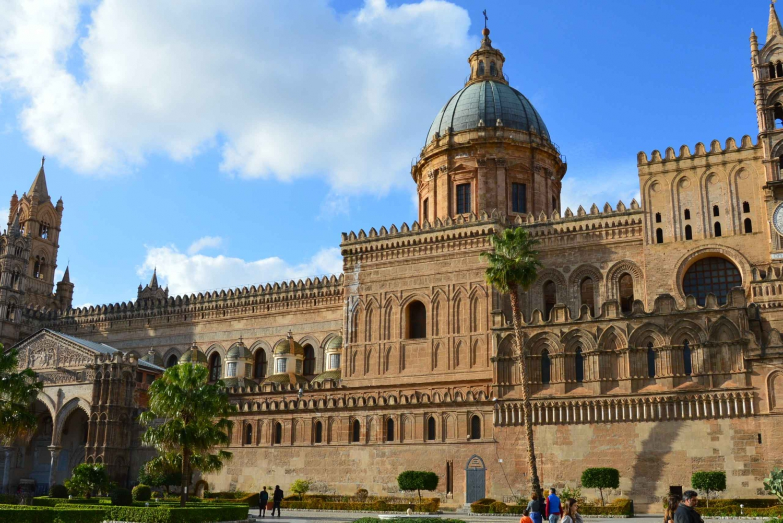 Palermo: Small Group Walking Tour