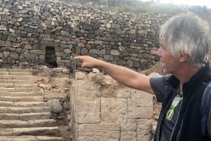 Pantelleria: Mursia Village and Necropolis of Sesi Tour