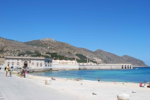 Private Transfer: From Palermo Airport to Favignana