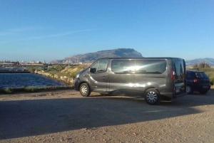 Private Transfer from San Vito Lo Capo to Palermo Aeroporto
