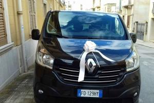 Private Transfers from San Vito Lo Capo to Trapani Aeroporto