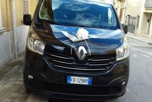 Private Transfers: Palermo Airport - Trapani City