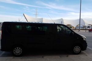 Private Transfers Trapani Airport - Trapani City