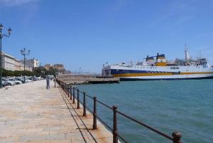 Private Transfers: Trapani City - Palermo Airport