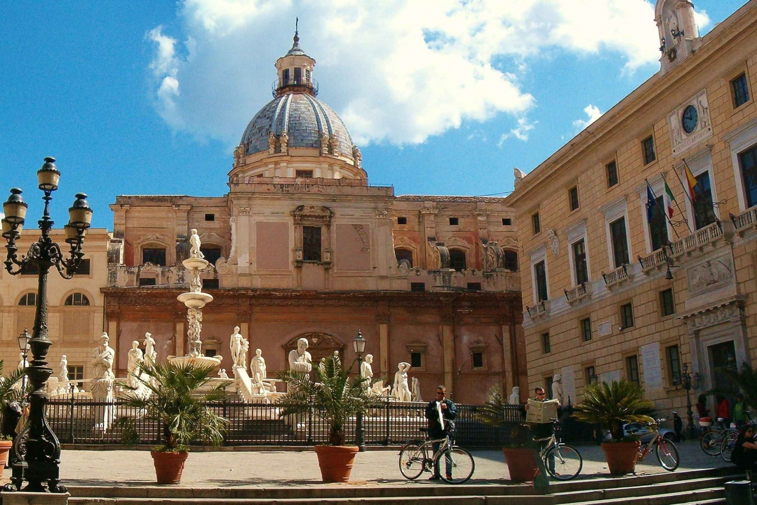 Private Walking Tour of Palermo