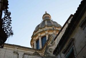 Ragusa: Sicilian Baroque Tour with Wine & Gourmet Food