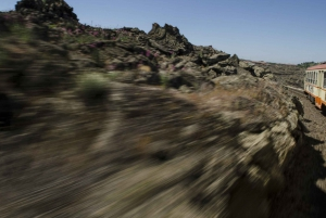 Scenic Tour of Etna Round and Alcantara Gorges