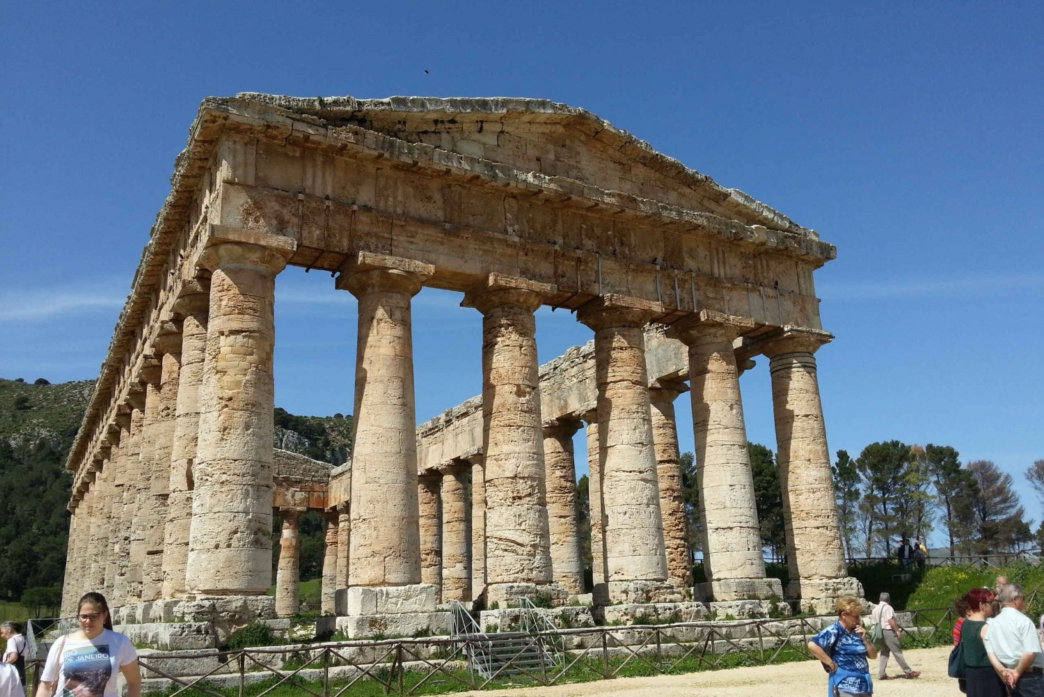 Segesta and Selinunte: Tour from Trapani