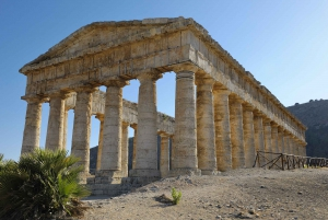 Segesta, Erice and Salt Pans Full-Day Excursion from Palermo