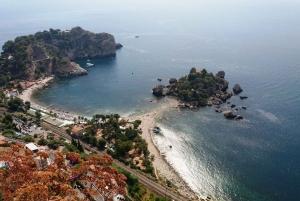 Shore Excursion to Taormina, Castelmola & Naxos