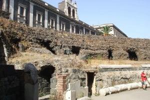 Sicily: Catania Private-Tour