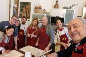 Sicily: Private Chef Local Cuisine Cooking Experience