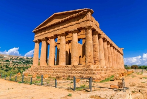 Sicily: Valle dei Templi Guided Tour