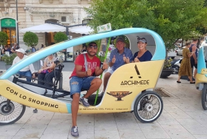 Siracuse: Guided Velobike Tour