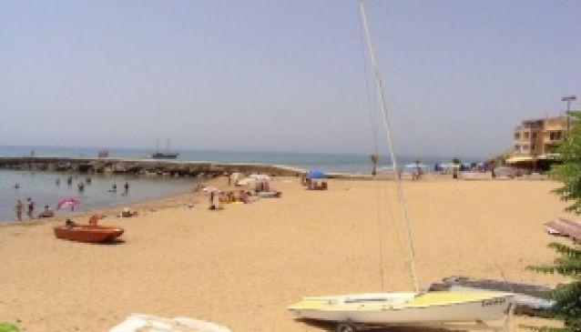 Spiaggia Scalo di Bruca al Porto