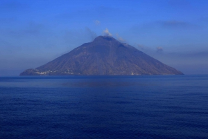 Stromboli by Night: 8-Hour Tour from Tropea