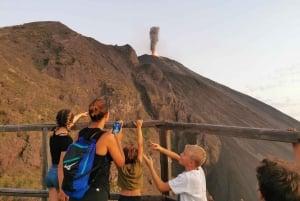 Stromboli: Sunset Trekking at Sciara Del Fuoco