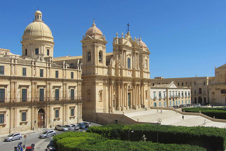 Syracuse and Noto: Full-Day Trip from Catania or Taormina