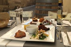 Syracuse: Food & Wine Walking Tour