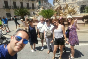 Syracuse, Ortygia and Noto Full-Day Tour from Catania