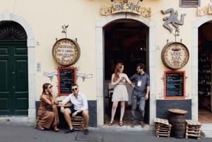Taormina: 2.5-Hour Food and Wine Walking Tour