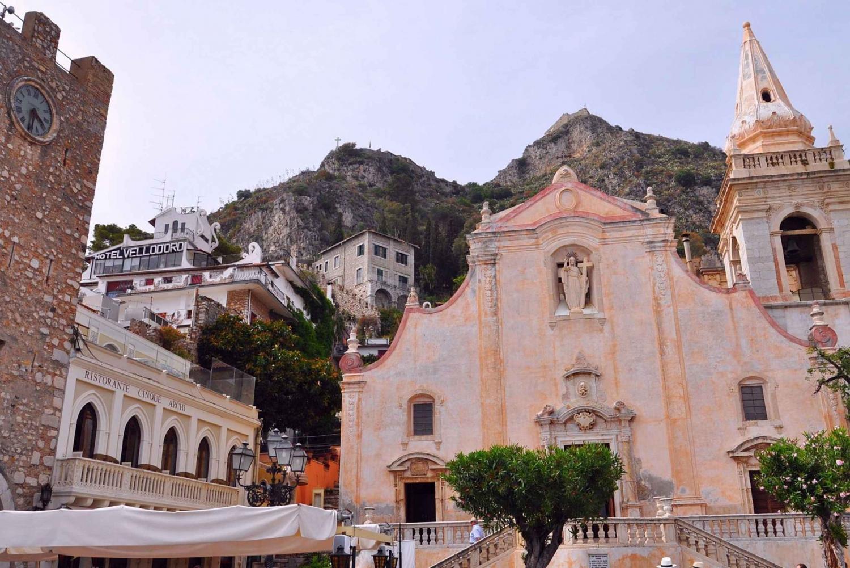 Taormina: 2-Hour Food Hopping Tour