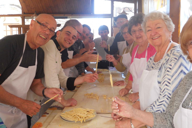 Taormina Half-Day Sicilian Cooking Class & Market Tour