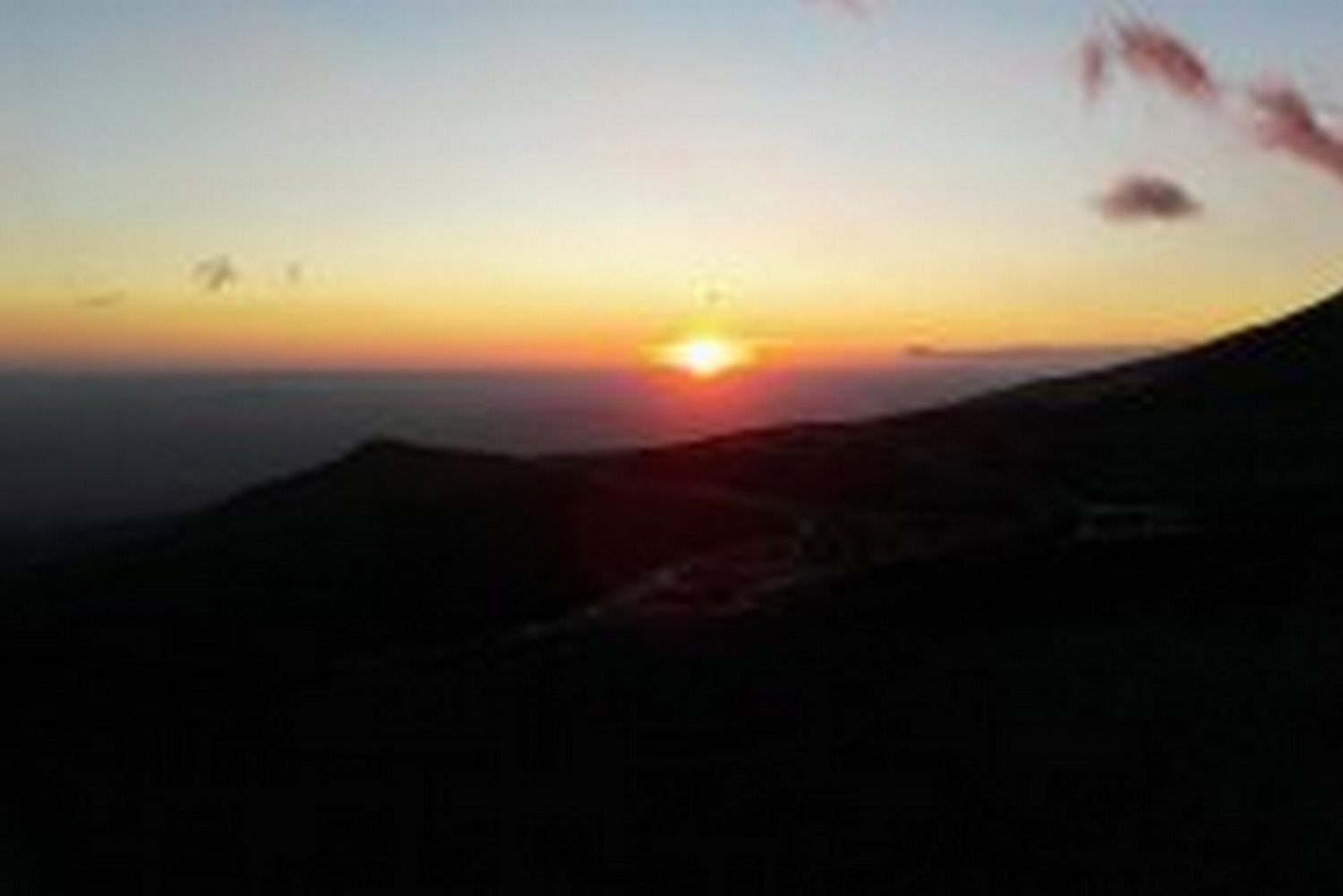 Taormina: Private Etna Sunset Excursion