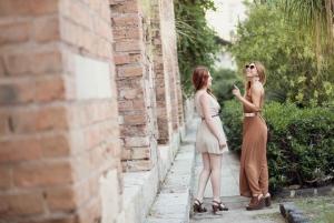 Taormina Walking Tour with Greek Theater Visit