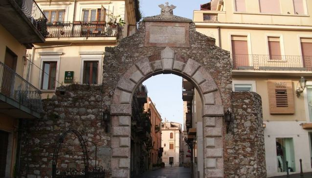 Taormina Walking Tour