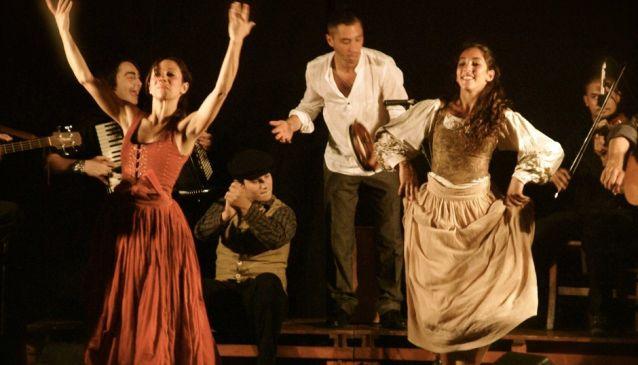 Teatrino del Canto Popolare Ditirammu