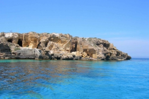 Trapani: Aegadian Islands Private Inflatable Boat Trip