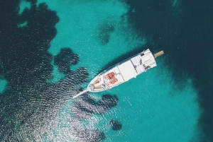 Trapani: Favignana and Levanzo Islands Boat Shuttle