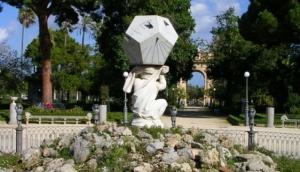 Villa Giulia (Villa Flora), Palermo