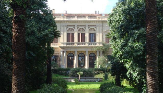 Villa Whitaker or Villa Malfitana