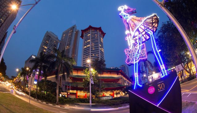 Fascination for Fashion on Orchard Road