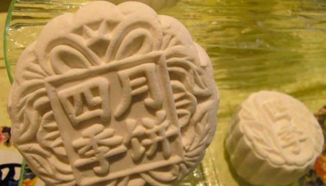 Mooncakes are All Over Singapore