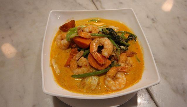 My Destination Singapore Kitchen- A Peranakan Dish