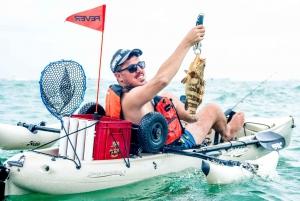 4-hour Kayak Fishing Tour