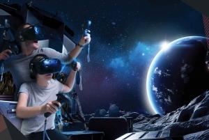 45-Minute Virtual Reality Escape Room Adventure