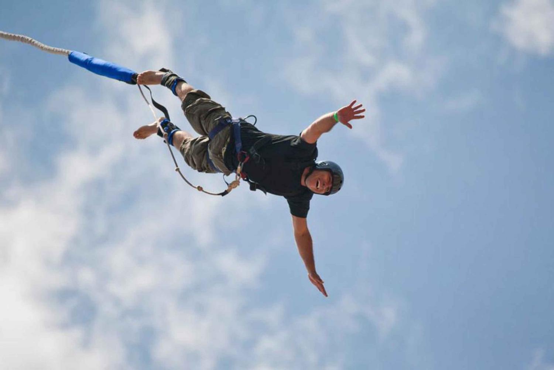 AJ Hackett Sentosa: Bungy Jumping Experience
