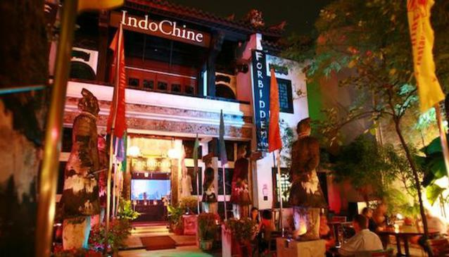 CoCoon Alfresco by IndoChine