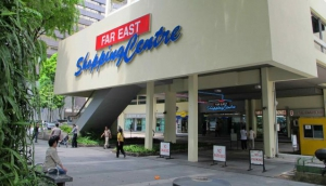 Far East Shopping Centre