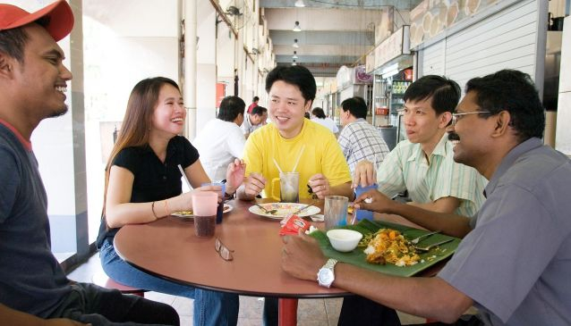 Golden Shoe Food Centre