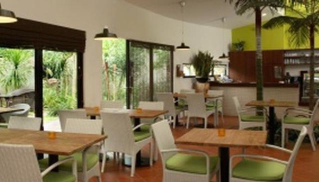 Green Room Café